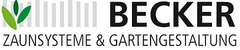 Becker Zaunsysteme und Gartengestaltung
